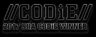 Codie 2017 SIIA CodiE winner award